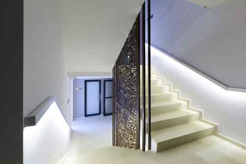 Laser Cut Panels for Hotels